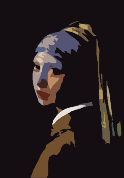 The girl with the pearl earring 2